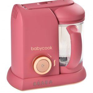 Beaba Babycook® Pink - Кухненски робот за бебешка храна