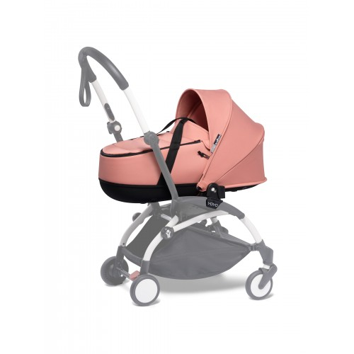 BABYZEN YOYO2 0+ Кош за новородени - цвят GINGER