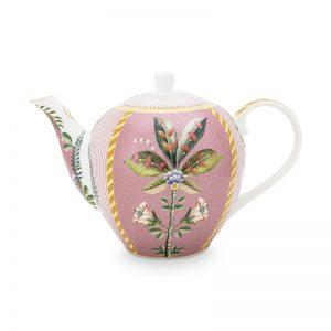 Порцеланов чайник La Majorelle 750 ml в розово
