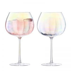 Комплект кристални чаши за червено вино Pearl (2бр.)