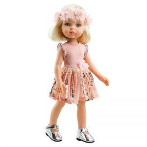 Дизайнерска кукла Claudia Funky (32cm) - Paola Reina