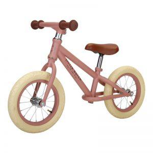 Детски метален велосипед за баланс и яздене - Little Dutch